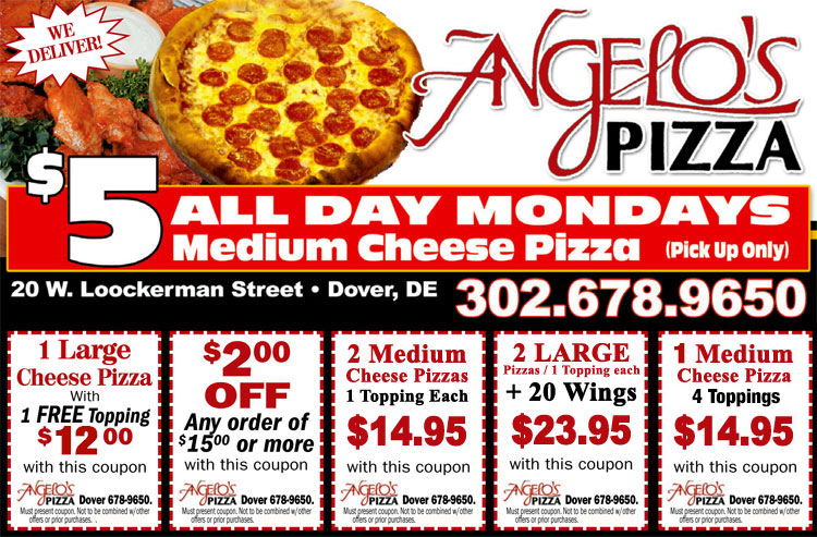 Dec 08,  · Half-Price Pizza for All: The Best Deals This Weekend. deal sites and retailer marketing emails to find the best deals available for the coming week. .